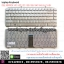 Keyboard DELL INSPIRON 1410 1420 1521 1525 1526 Silver Thai-English Version thumbnail 1