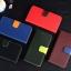 เคส zenfone max plus เคสหนังพับpuเฉดสีตัดกัน thumbnail 1
