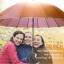 30'' 16 Ribs Big Size Walking Umbrella ร่มยาวขนาดใหญ่ต้านลมแรง16ก้าน30นิ้ว - เทาเข้ม thumbnail 5