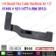 "I/O Board Flex Cable MacBook Air 13"" A1466 # 821-1477-A (Mid 2012) thumbnail 1"