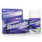 Stresstabs 600 + Zinc 60 Tabs สเตร็สแทปส์ 600 + ซิงค์ 60 เม็ด