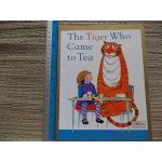 The Tiger Who Came to Tea By Judith Kerr Paperback 32 Pages ราคา 100