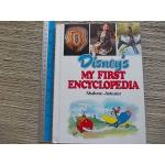 Disney's My First Encyclopedia 1: Abalone - Anteater Hardback 48 Pages ราคา 120