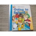 Going To School (My Day Storybooks) Stories By Diana Perkins Illustrated By Tony Morris Hardback 31 Pages ราคา 80
