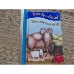 Three Billy Goats Gruff (Ready to Read/ Age 5-7 Key Stage 1) Hardback 32 Pages ราคา 100
