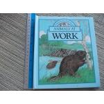 Animals At Work (A Step-By-Step Dials Book) Hardback 10 Pages ราคา 100