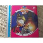 Disney The wonderful World of Knowledge 16: GREAT INVENTIONS Hardback 58 Pages ราคา 160