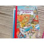 The Look & See Book of Bears (Board Book) Board Book 10 Pages ราคา 150