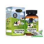 Auswelllife Colostrum 1000 mg. ออสเวลไลฟ์ โคลอสตรุ้ม บรรจุ 60 เม็ด