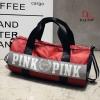 กระเป๋าแฟชั่นนำเข้า ด้านหน้าสกรีน PINK BAI-276-RED (สีแดง)