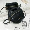 กระเป๋าสะพายกระเป๋าถือ แฟชั่นนำเข้าดีไซน์สุดเก๋ส์ AX-12357-BLK (สีดำ)
