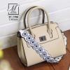 กระเป๋าสะพายกระเป๋าถือ แบบขายดี๊ดี SY-1704-CRM (สีครีม)