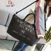 กระเป๋าแฟชั่นนำเข้า Style Victoria's secret BAI-201-BLK (สีดำ)