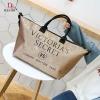 กระเป๋าแฟชั่นนำเข้า Style Victoria's secret BAI-201-GLD (สีทอง)