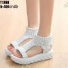 รองเท้าแตะสีขาว สไตล์เกาหลี ST1708-WHI