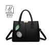 กระเป๋าสะพายกระเป๋าถือ แฟชั่นนำเข้าดีไซน์เรียบหรูแบรนด์ BEIBAOBAO แท้ BP2376-BLK (สีดำ)
