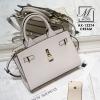 กระเป๋าสะพายกระเป๋าถือ แฟชั่นนำเข้าสไตล์เรียบหรู AX-12274-CRM (สีครีม)