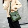 กระเป๋าเป้แฟชั่นนำเข้าดีไซน์สุดเท่ห์ BA909-GRN (สีเขียว)