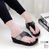 รองเท้าสุขภาพเสริมบุคลิกภาพสีดำ LB-317-1-ดำ