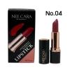 NEE CARA Lipstick moisturizing nourishing No.04