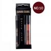 SIVANNA COLORS Matte Lip 2in1 Stick liner เบอร์ 10