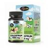 Auswelllife Colostrum 1000 mg. โคลอสตรุ้ม แบบเม็ด