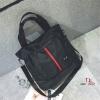 กระเป๋าแฟชั่นสะพายข้างนำเข้า style Fendi MNT-1905-RED (สีแดง)