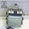 กระเป๋าเป้แฟชั่นงานนำเข้าสไตล์แบรนด์ดัง MB18-01904-LT_GRN (สีเขียวอ่อน)