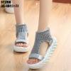 รองเท้าแตะสีเทา สไตล์เกาหลี ST1708-GRA