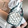 กระเป๋าสะพายกระเป๋าถือ แฟชั่นนำเข้าสุด chic สไตล์เกาหลี MB18-00908-GRN (สีเขียว)
