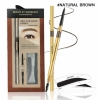 Browit By Nongchat Pro Slim Brow Pencil NATURAL BROWN
