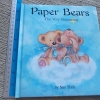 Paper Bears: The Very Beginning By Sue Hall Hardback 20 Pages ราคา 100