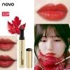 ลิปคุชชั่นหัวฟองน้ำ Novo Silky Mist Air Cushion LipStick No.12