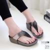 รองเท้าสุขภาพเสริมบุคลิกภาพสีเทา LB-317-1-เทา
