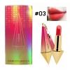 Novo Diamond Lipstick ลิปเพชรโนโว เบอร์ 03