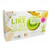 Like slim Kiwi+Melon นมเปรียวพร้อมดื่มไลค์ สลิม กีวี่+เมลอน