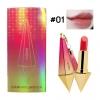 Novo Diamond Lipstick ลิปเพชรโนโว เบอร์ 01