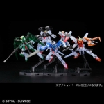 *LIMITED* HG 1/144 GUNDAM 00 1st SEASON [CLEAR COLOR]