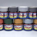 สีขัดเงา สีโครงใน MR.METAL COLOR