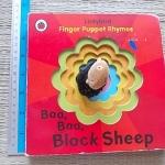 Baa, Baa, Black Sheep (Ladybird Finger Puppet Rhymes) Board Book 6 Pages ราคา 150