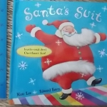 Santa's Suit By Kate Lee & Edward Eaves 14 Pages ราคา 130