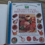 Traditional British Cooking (Best-Ever Cook's Collection) Consultant Editor: Hilaire Walden Hardback 256 Pages ราคา 350