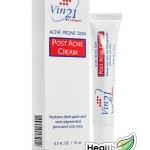 Vin21 Post Acne Cream วิน21 โพส แอคเน่ ครีม ปริมาณสุทธิ 15 ml.