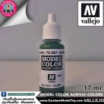VALLEJO MODEL COLOR BRONZE GREEN 70.897