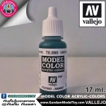 VALLEJO MODEL COLOR DARK SEA BLUE 70.898