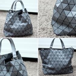 กระเป๋าสะพายแฟชั่น กระเปาสะพายข้างผู้หญิง Bao Bao Baral [สีเทา ]