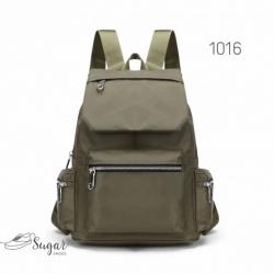 พร้อมส่ง กระเป๋าเป้ผู้หญิงสไตล์ญี่ปุ่น - 1016 [สีเขียว]