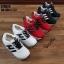 รองเท้าผ้าใบสีขาว ST8029-WHI thumbnail 5