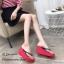 รองเท้าเตารีดคีบพอลแฟรง H001-แดง (สีแดง) thumbnail 3