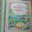 Usborne AESOP's FABLES Retold By anna Milbourne Illustrated By Linda Edwards Hardback 94 Pages ราคา 250